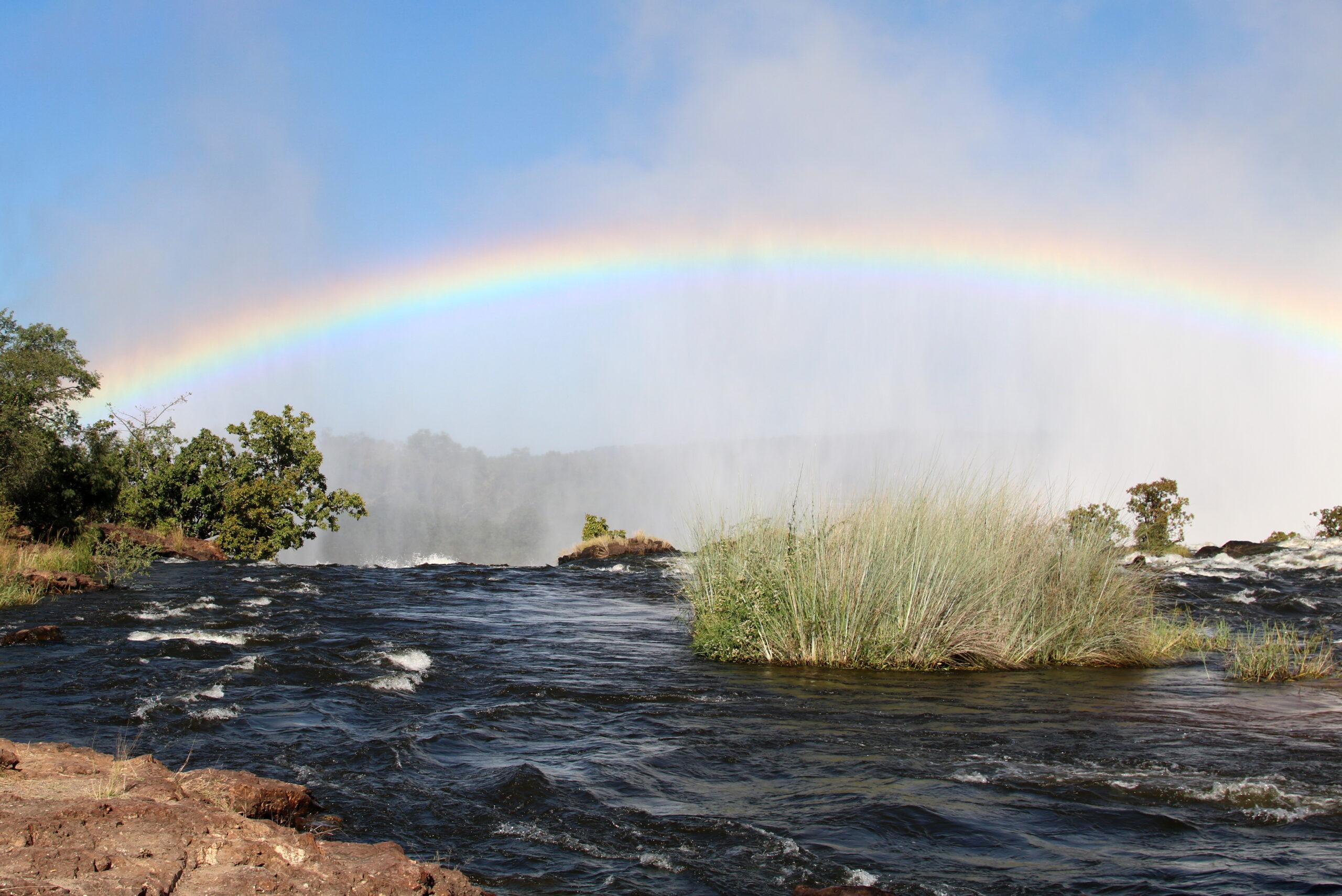 Highlights around the Victoria Falls